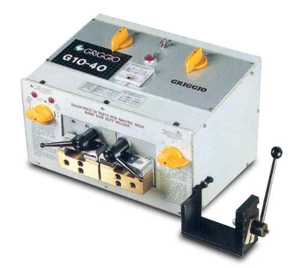 Продаем сварочные аппараты для ленточных пил G 5-30 Griggio