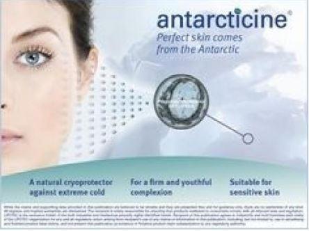 Антарктицин Antarcticine, Антарктисин