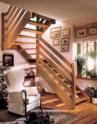 купить лестницу на второй этаж