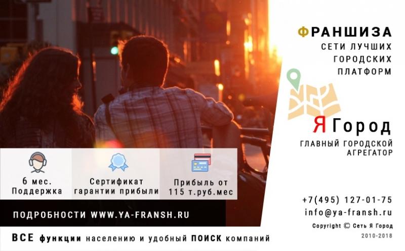 Готовый бизнес в Ижевске по франшизе