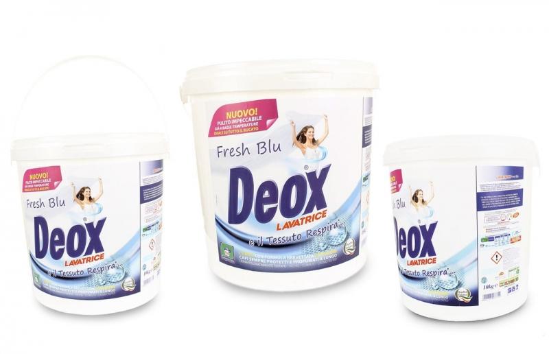 Стиральный порошок Deox Деокс