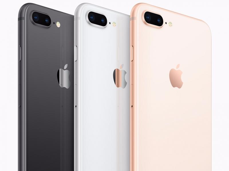 Iphone 8 и 8 Plus